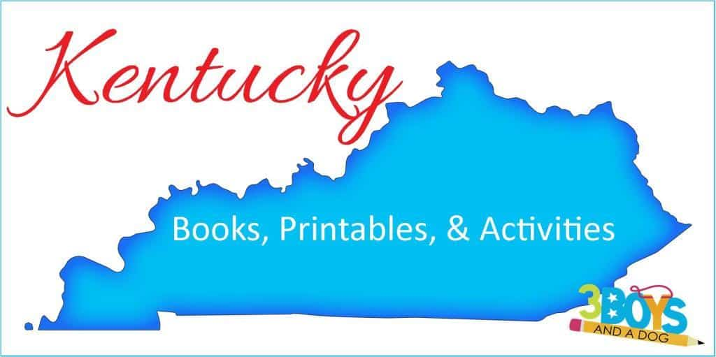 Kentucky Books Activities and Crafts