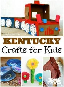 Kentucky Crafts for Kids