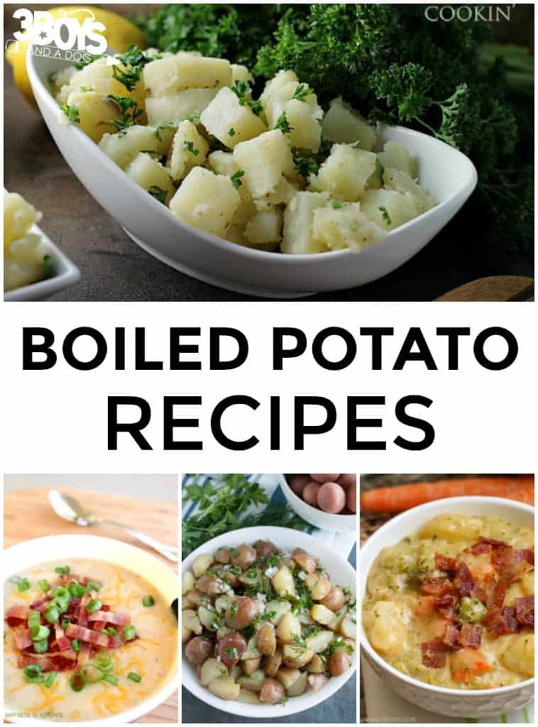 Leftover Boiled Potato Recipes