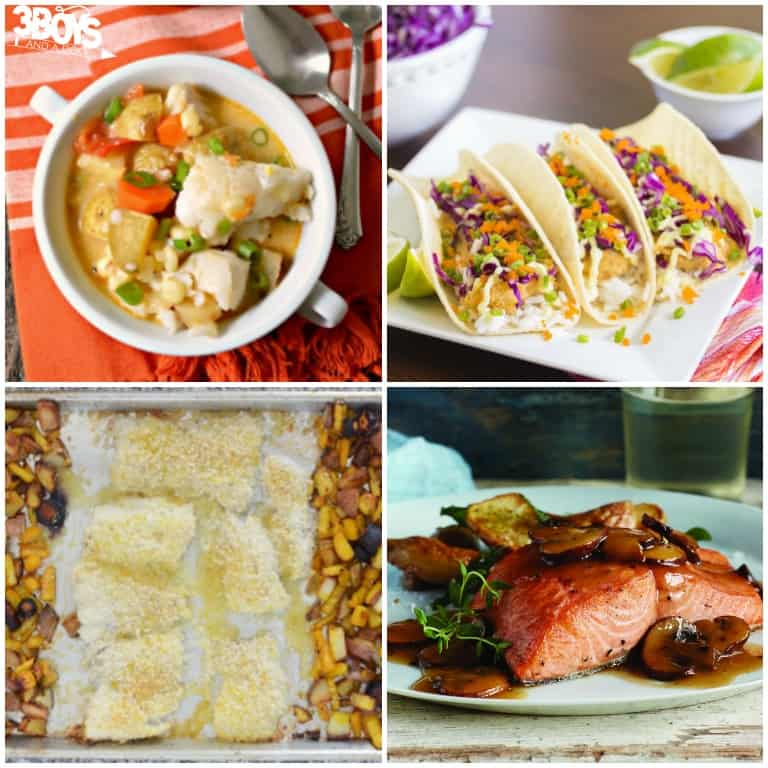 Low Calorie Fish Recipes to Try