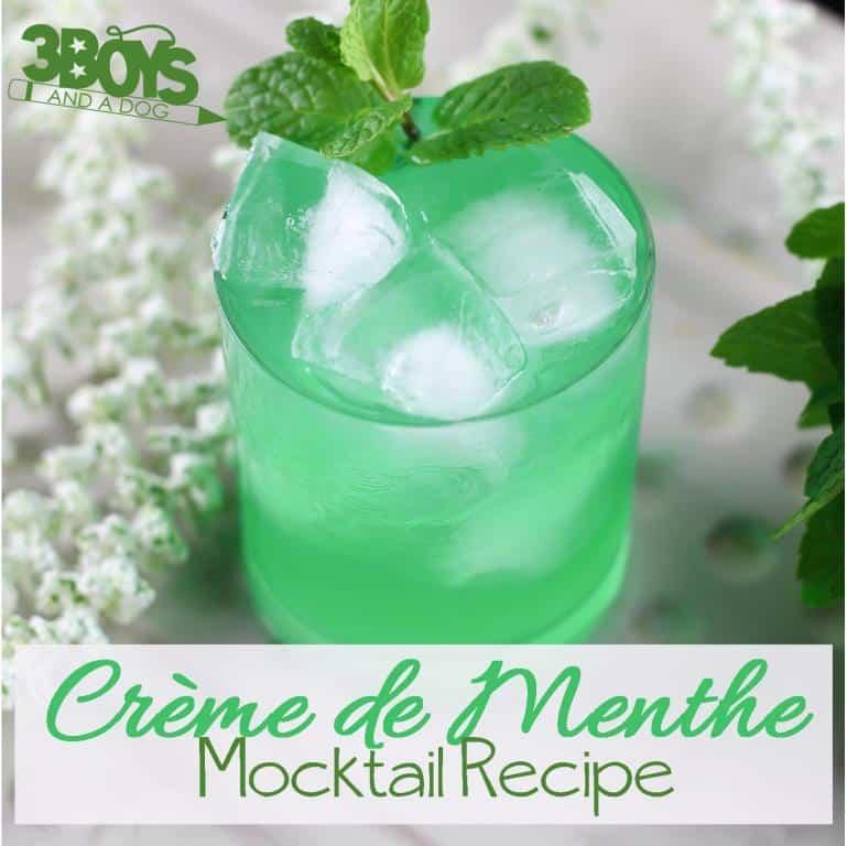 Mint Green Mocktail Recipe
