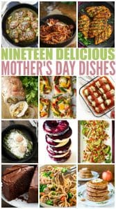 19 Delicious Mother's Day Dishes