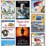 North Carolina State Books for Kids