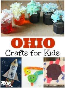 Ohio Crafts for Kids