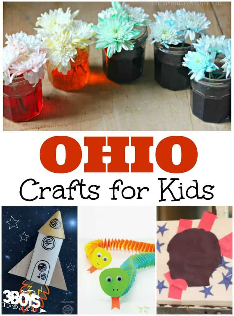 Ohio Crafts for Kids