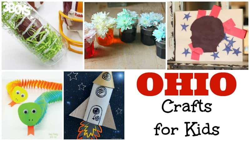 Ohio Crafts for Kids to Make