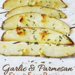 Garlic and Parmesan Steak Fries
