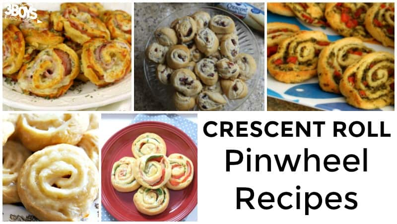 Pinwheel Recipes with Crescent Rolls