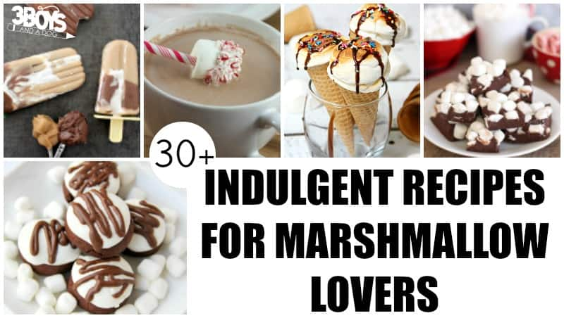 Recipes Using Marshmallows