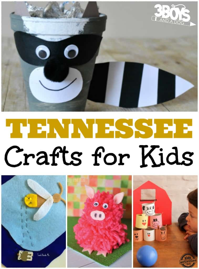 Tennessee Crafts for Kids
