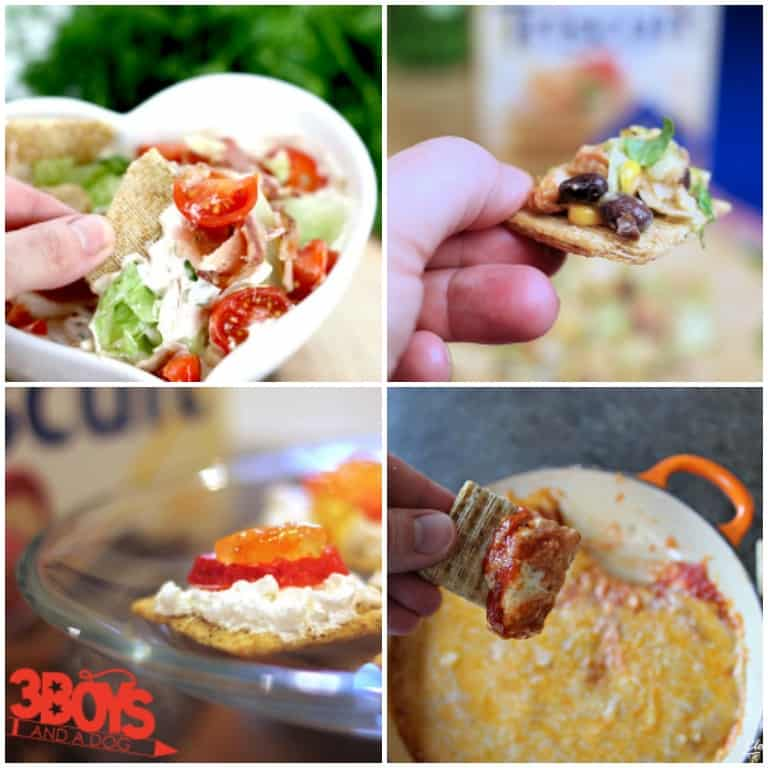 Triscuit Dip Recipes to Make