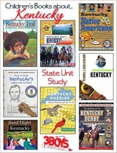 Kentucky State Books for Kids