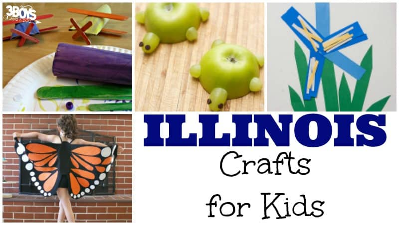Illinois Crafts for Kids to Make