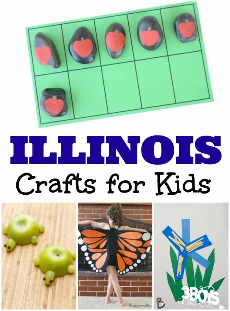 Illinois Crafts for Kids