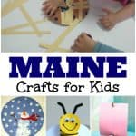 Maine Crafts for Kids