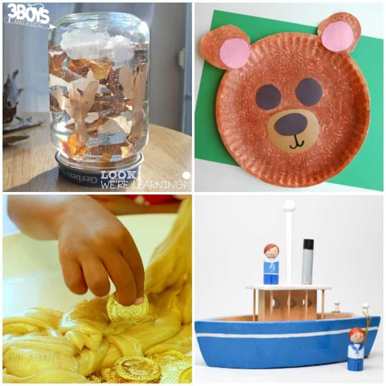 Mississippi Crafts for Kids to Make