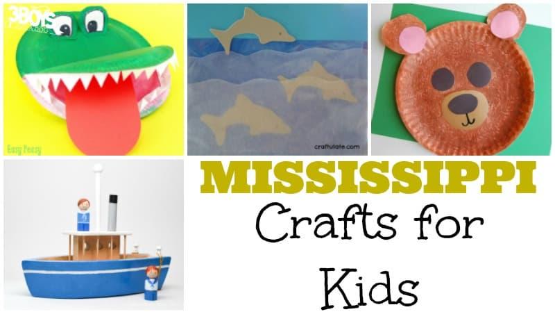 Mississippi Crafts to Make