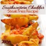 Southwestern Oven Steak Fries