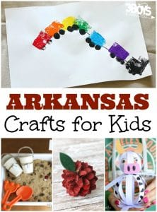 Arkansas Crafts for Kids
