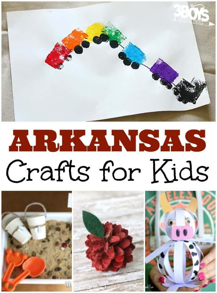 Arkansas Crafts for Kids