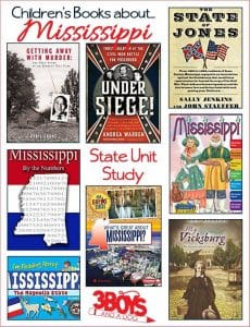 Children's Books about Mississippi