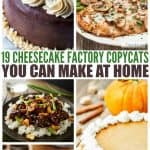 19 Cheesecake Factory Copycats You Can Make At Home