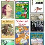 Louisiana State Books for Kids