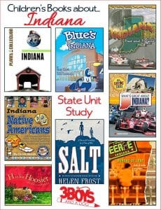 Children's Books about Indiana