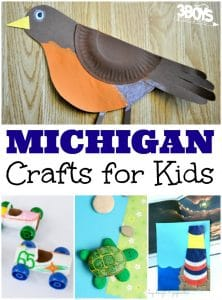 Michigan Crafts for Kids