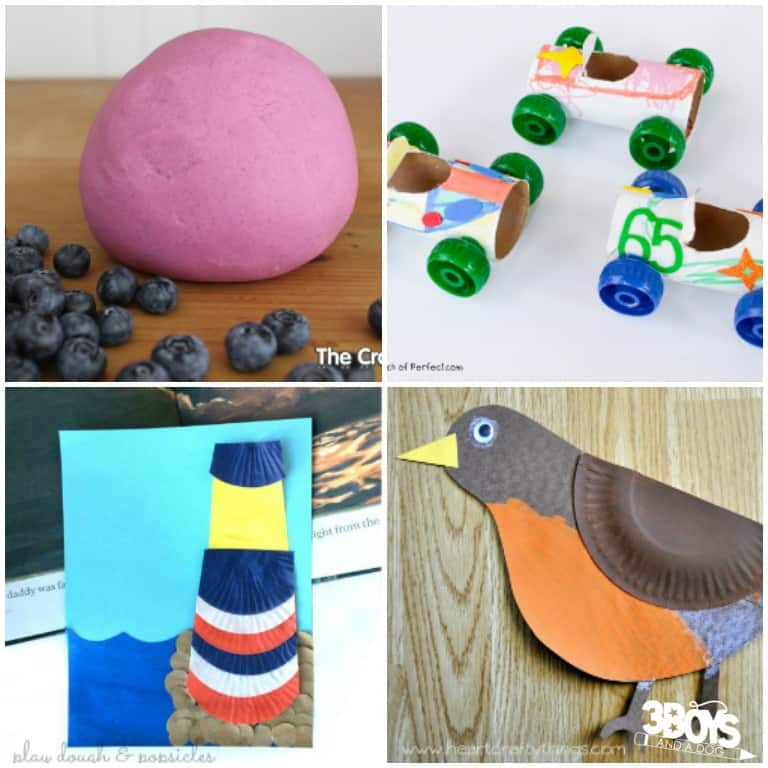 Michigan Crafts for Kids to Make