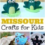 Missouri Crafts for Kids