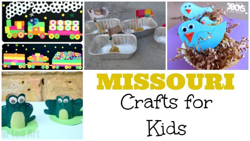 Missouri Crafts for Kids to Make