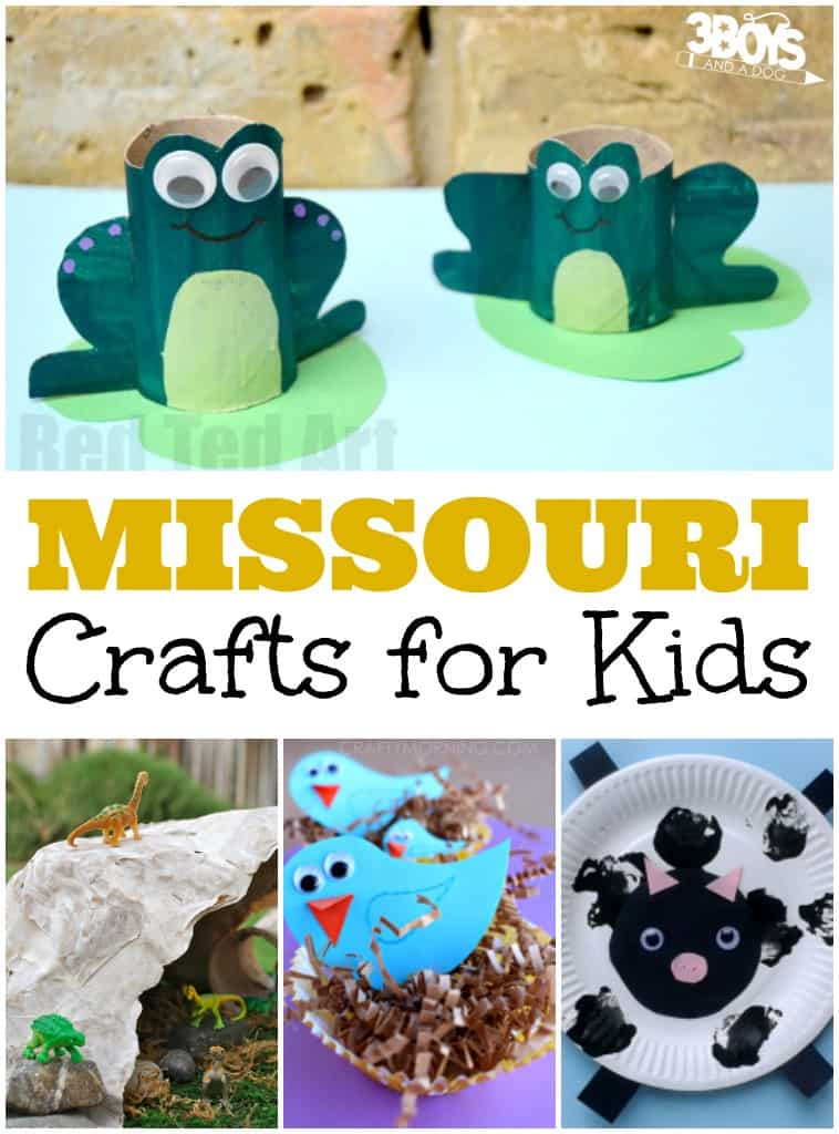 Missouri Crafts for Kids