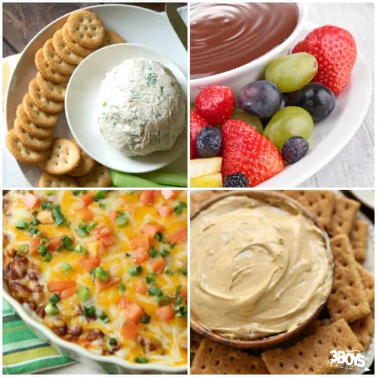 Cream Cheese Dip Recipes to Make