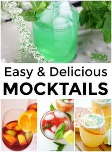 Over 26 Easy Mocktail Recipes