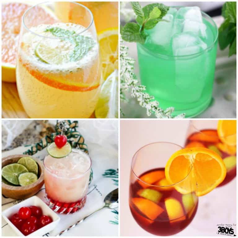 Easy Mocktail Recipes to Make