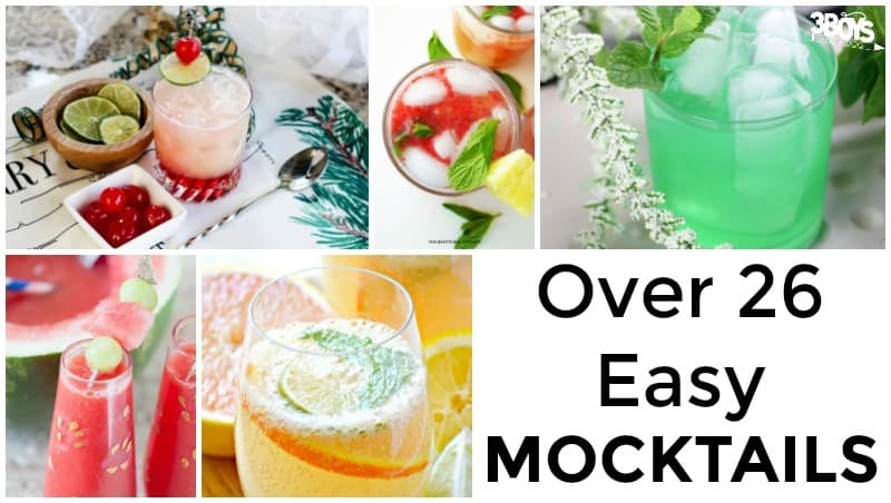 Easy Mocktails to Try