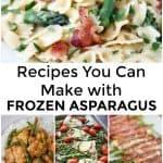 Frozen Asparagus Recipes