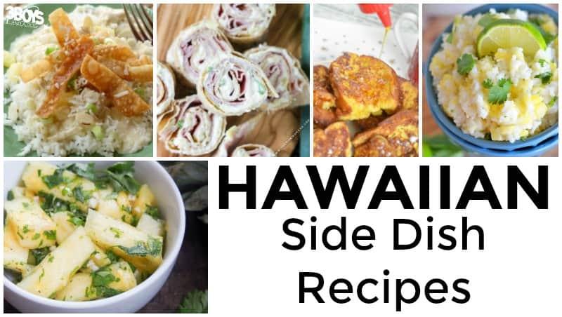 Hawaiian Side Dish Recipes to Try