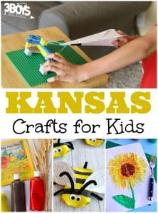 Kansas Crafts for Kids
