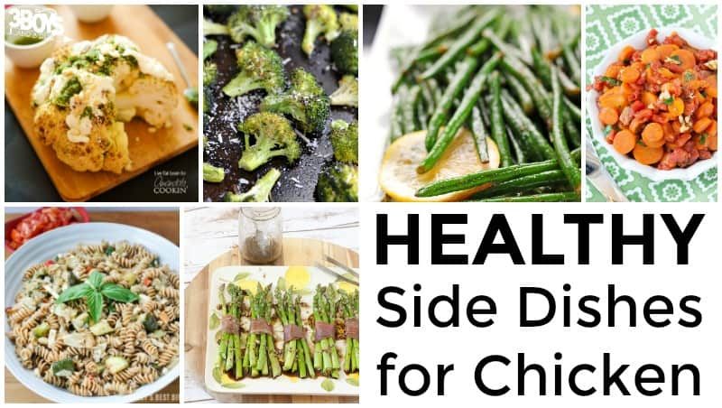 Low Calorie Side Dishes to Serve with Chicken