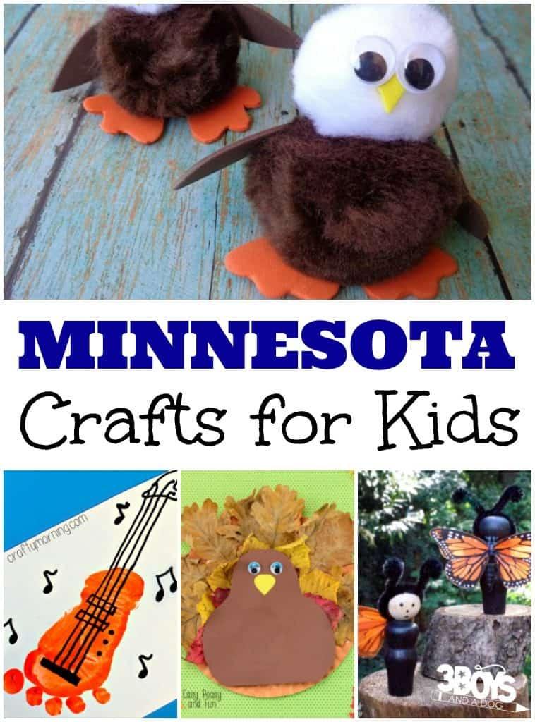 Minnesota Crafts for Kids