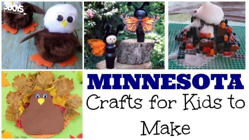 Minnesota Crafts for Kids to Make