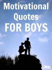 Motivational Quotes for Boys