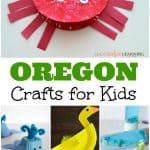 Oregon Crafts for Kids