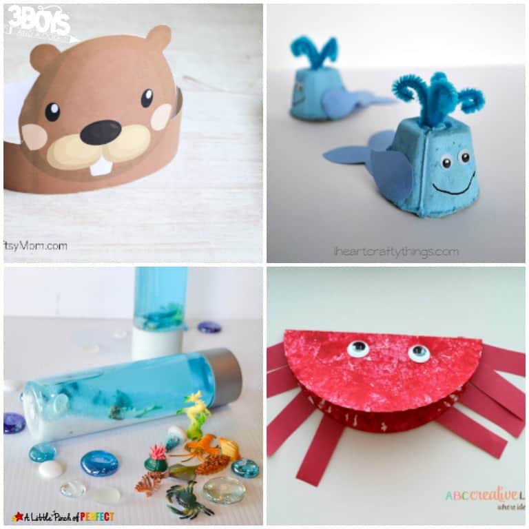 Oregon Crafts for Kids to Make