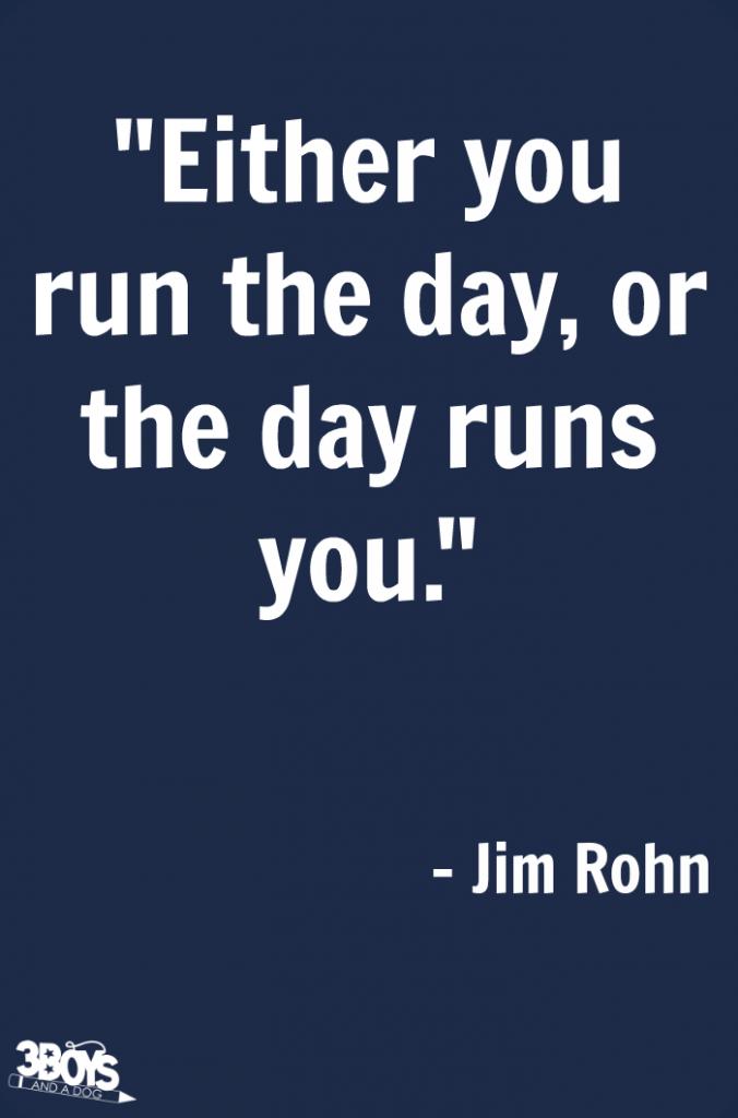 Rohn Quote