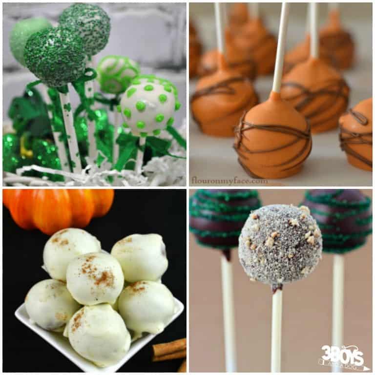 Savory Cake Pop Recipes to Make
