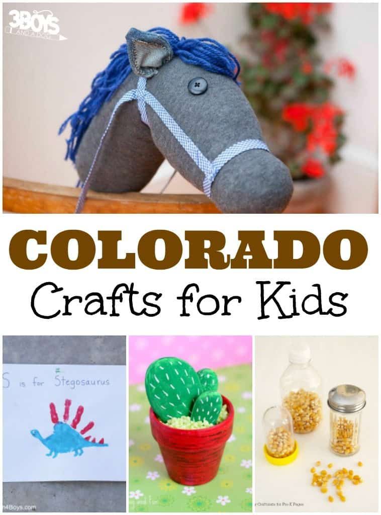 Colorado Crafts for Kids