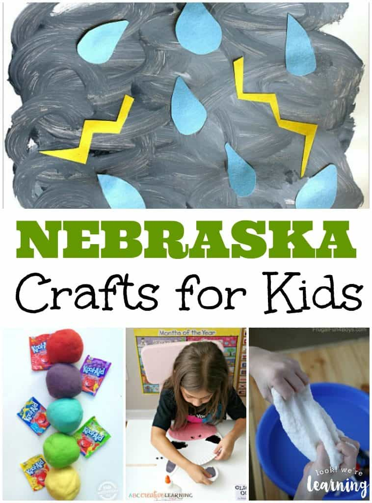 Nebraska Crafts for Kids